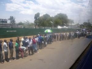 Präsidentschaftswahl in Kenia